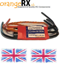 30A Brushless ESC Turnigy Plush-32 Speed Controller 5.5V 4.0A BEC SBEC 32-bit UK