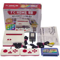 FC HOMR 88 Console + DB Cart Famicom Japan Import Boxed Complete Working NTSC-J