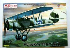 AZ Model 1/72 Hawker Hart B.4 Finnish Service #7619 Plastic Model Kit