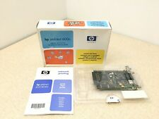 New Hp 600N Jetdirect J3113A Card J3113-60002 Ethernet Printer Network