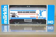 MARKLIN MäRKLIN 4415 K8039 SNCB BROOD GEZONDE VOEDING BRUSSEL Kühlwagen nc