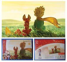 Puzzle Hape - 500 pezzi - Il piccolo principe e la volpe, amicizia favola fiaba