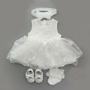 baby girls cute summer dress princess dress birthday wedding party outfits TUTU