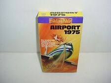 Airport 1975 VHS Video Tape Movie