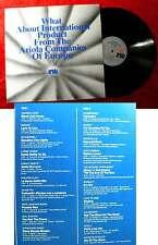 LP Ariola International Product Sampler (25 728 XT) 1977