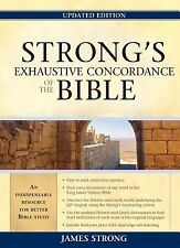 Strong's Exhaustive Concordance to the Bible by Strong, James -Hcover