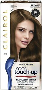 Clairol Root Touch Up Permanent Hair Dye 5 Medium Brown