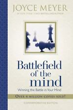 Battlefield of the Mind : Winning the Battle in Your Mind by Joyce Meyer (2011,