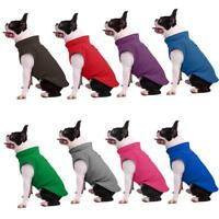 Winter Fleece Pet Clothes for Dogs Puppy Clothing Dog Coat Pug Costum