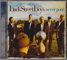 BACKSTREET BOYS - NEVER GONE - CD - NEW -