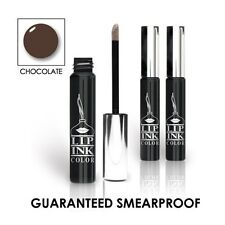 LIP INK Genuine SOMBRA DE OJOS GEL - Chocolate impermeable o