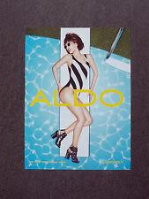 H444 - Advertising Pubblicità -2013- ALDO , SHOES