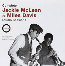 Jackie McLean & Miles Davis  COMPLETE STUDIO SESSIONS