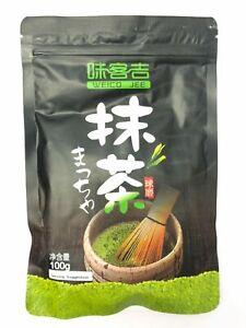 Weico Jee Ready To Use Matcha Green Tea Powder-100g
