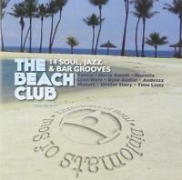 THE BEACH CLUB PRESENTED BY DIPLOMATS OF SOUL New & Sealed MODERN SOUL JAZZ CD