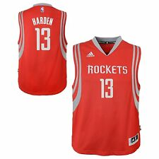 Nba Youth Boys Player Replica Road Jersey Red Youth Boys Medium(10-12) New (I)