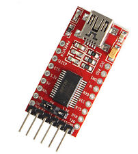 1PCS FT232RL 3.3V 5.5V FTDI USB to TTL Serial Adapter Module for Arduino
