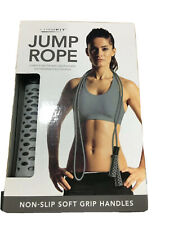Form Fit Soft Grip Jump Rope 9 FEET - Brand New In Box