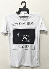 VINTAGE 1980's JOY DIVISION CLOSER POST-PUNK ROCK TOUR CONCERT T-SHIRT NEW ORDER