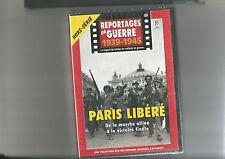DVD Informes Guerra Hs : París Libre De