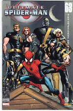 ULTIMATE SPIDER-MAN n°63 # 2009 # MARVEL PANINI COMICS