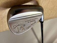 Callaway Mack Daddy 2 Tour Grind Forged Wedge 60*-9T Wedge Flex Steel Golf Club