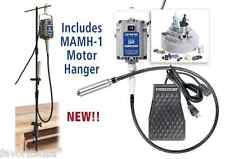 Flexible Shaft Foredom Motor Kit 2231, 1/6Hp, 220V With Motor Hanger Clamp Style