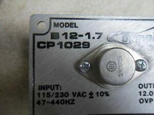 (T3-6) 1 CONDOR CP1029  POWER SUPPLY