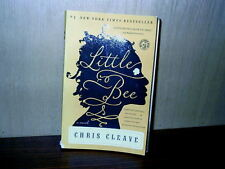 Little Bee Chris Cleave 2010 Paperback Book