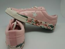Converse Pink Floral Athletic Shoes for Women for sale | eBay