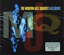THE MODERN JAZZ QUARTET - JAZZOLOGY  (NEW SEALED 2 CD)
