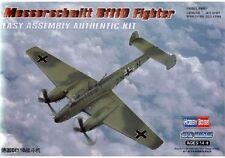 HOBBYBOSS GERMAN MESSERSCHMITT BF110 FIGHTER 1/72 COD.80292