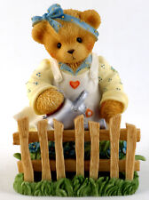"""Cherished Teddies """"clara"""" 1997-limited To Year Of Production Figur"""