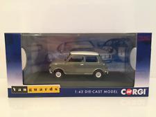 #1/43 Morris Mini Cooper Mk1 Tweed Gris et Vieil Anglais Blanc Va02537