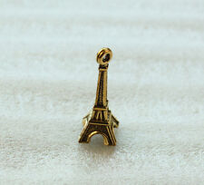 30PCS Antiqued Gold eiffel tower charms #23542