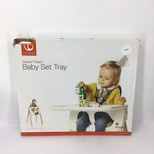 Stokke Steps Chair Baby Set Tray, White
