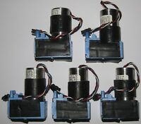 5 X Mini Diaphragm Single Head Air and Gas Hargraves Pump - 6 l/min - 12 V DC
