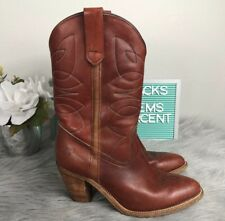 vintage frye boots womens 8.5