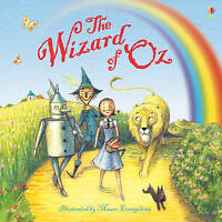 Wizard of Oz (Usborne Picture Books), Rosie Dickens, Very Good Book