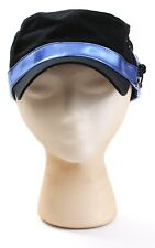 Guess Black Lacey Hat Cadet Style Cap Women's One Size NWT