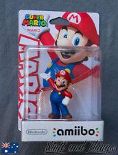 Amiibo - Mario - Super Mario Series - *Genuine Nintendo Accessory*  WiiU/Switch