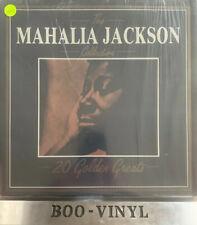 Mahalia Jackson - The Mahalia Jackson Collection 20 Golden Greats LP Vinyl Ex+