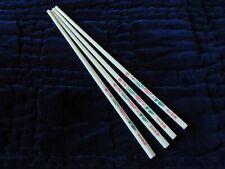 2 Paar Essstäbchen aus Singapur, Sushi Stäbchen, Chopsticks Set