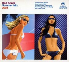 HED KANDI SUMMER MIX 2003 various (CD, compilation, mixed) house, disco, garage