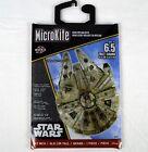 "STAR WARS Millennium Falcon MINI Mylar Kite 6.5"" NEW Ready To Fly MicroKite"