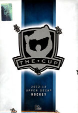 2012-13 UPPER DECK THE CUP HOCKEY FACTORY SEALED 3 BOX HOBBY CASE NEW