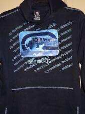 Ecko Unltd Rhino Brand Blue Size XL Holiday Pullover Hoodie Sweatshirt NEW NWT