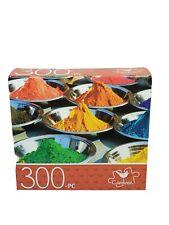 300 Piece Jigsaw Puzzle Tikka Powders - Cardinal Brand New & Factory Sealed!!