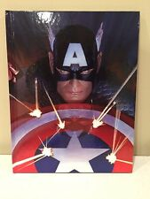 2015 SDCC Hardcover HC Alex Ross Sketchbook S&N #2 / 300 Captain America RARE NM