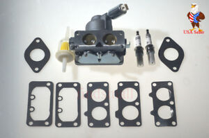 Carburetor for Briggs & Stratton 20HP 21HP 23HP 24HP 25HP intek V-Twin Engine